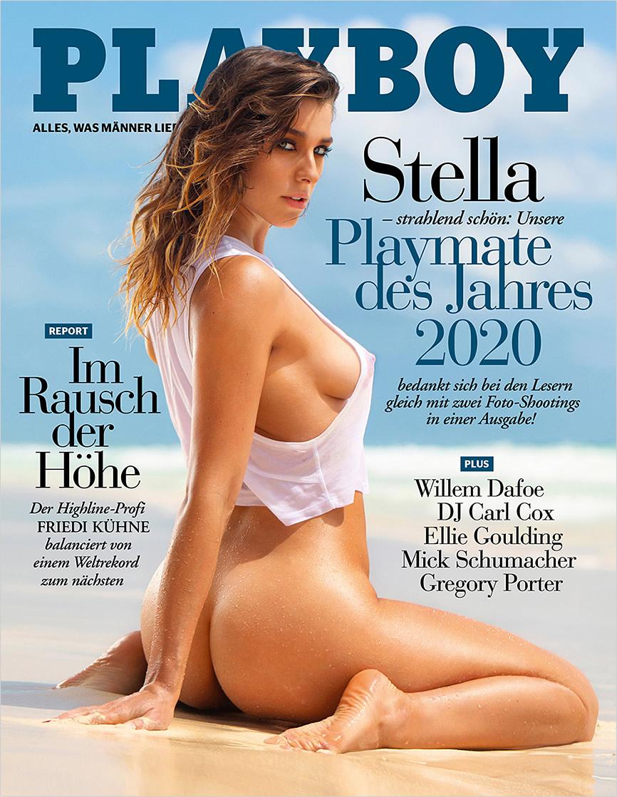 Playboy-Prämienabo Titelbild