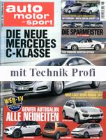 Auto Motor Sport + Technik Profi-Prämienabo Titelbild