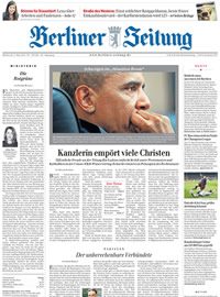 Berliner Zeitung Abo Titelbild